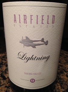 Airfield Estates Lightning