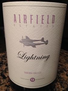 Airfield Estates Lightning