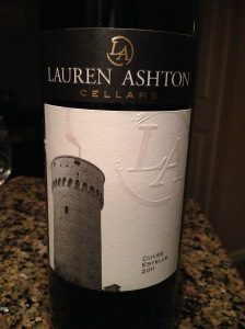 Lauren Ashton Cellars Cuvee