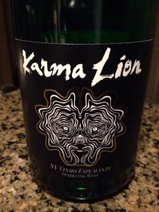 Karma Lion NV Vinho Espumante